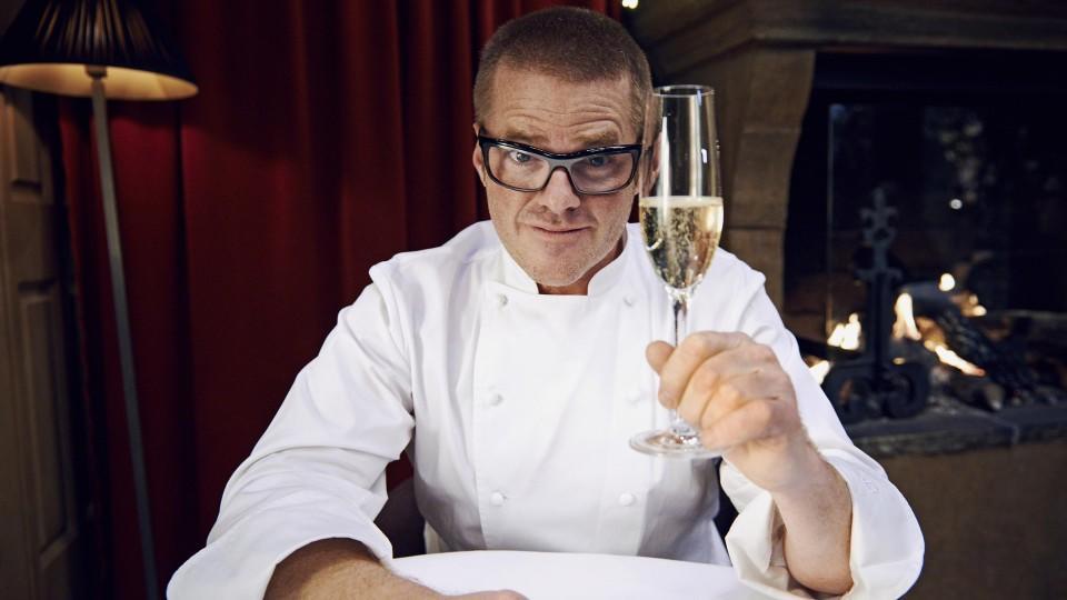 DEUTSCHLANDPREMIERE: Hestons Rezept für einen romantischen Abend (11. FEB)