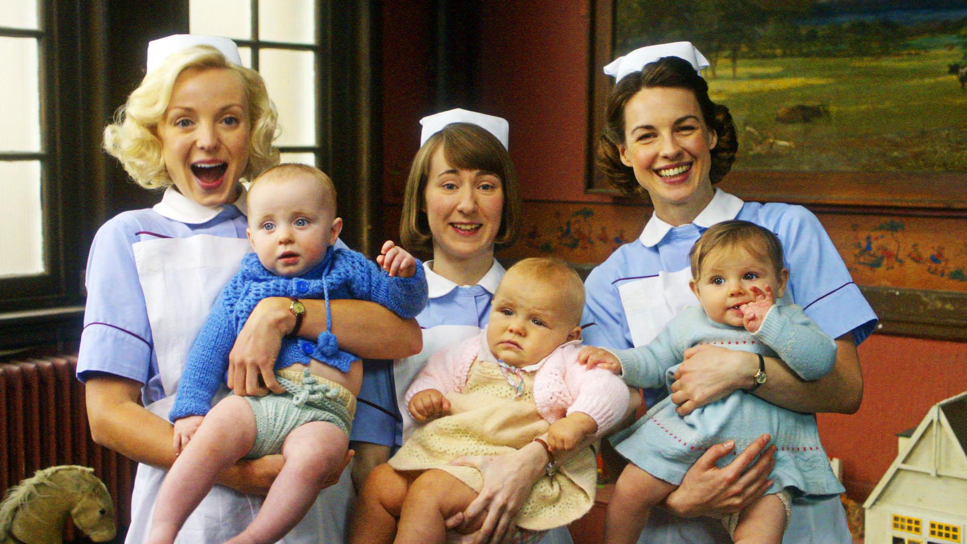 LITERATURVERFILMUNG:<br/>Call the Midwife / Staffel 2