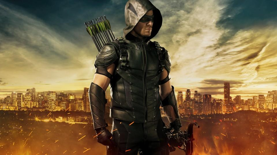 DEUTSCHLANDPREMIERE: Arrow / Staffel 4 (DO 20:15)