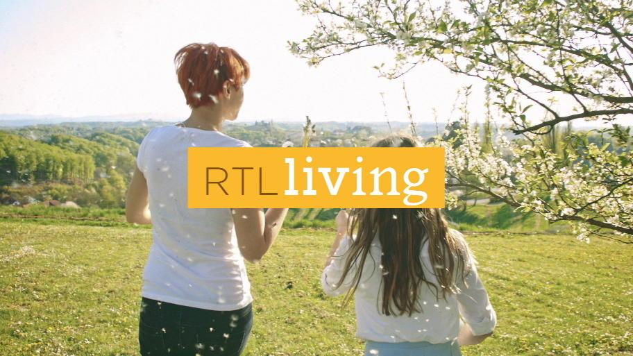 Frühling bei RTL Living