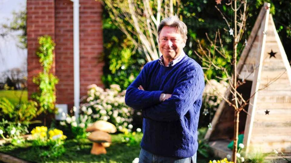 DEUTSCHLANDPREMIERE: Alan Titchmarsh - Liebe deinen Garten / Staffel 5 (AB 31. MAI)