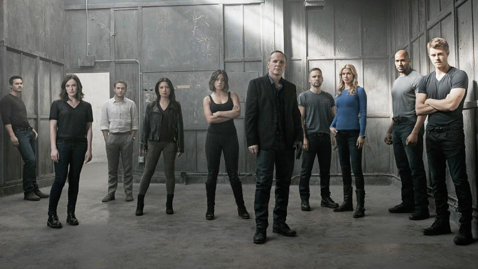DEUTSCHLANDPREMIERE: Marvels Agents of S.H.I.E.L.D / Staffel 3 (FR 20:15)