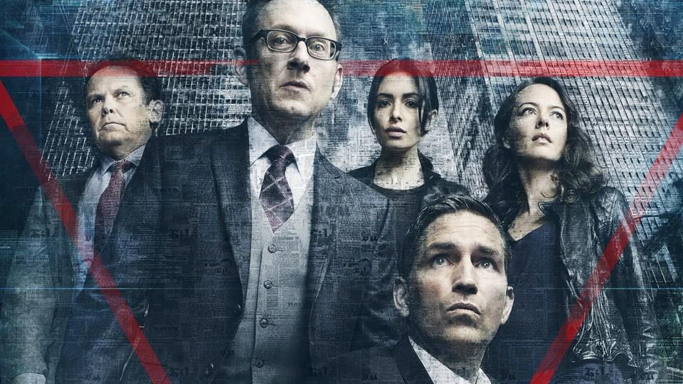 DEUTSCHLANDPREMIERE: Person of Interest / Staffel 5 (MO 20:15)