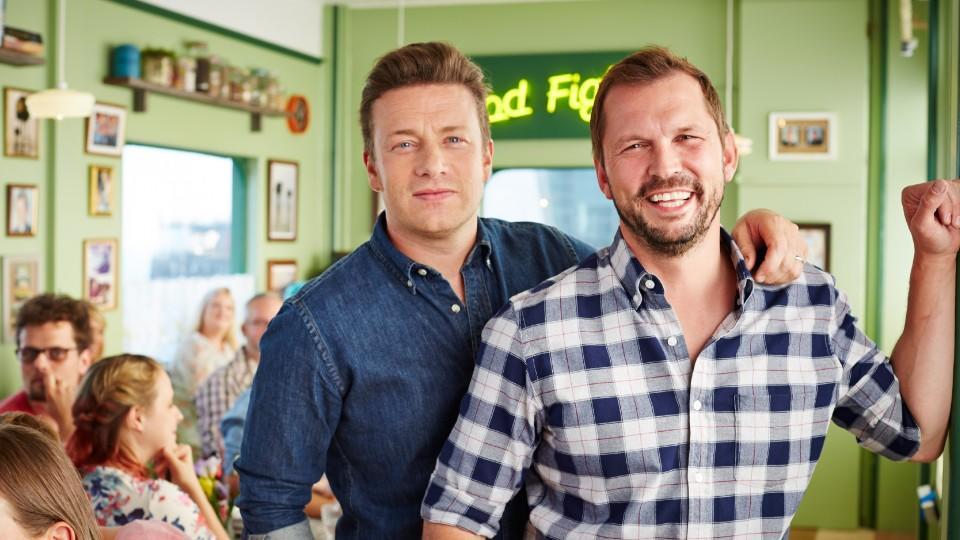 Jamie & Jimmy's Food Fight Club / Staffel 4