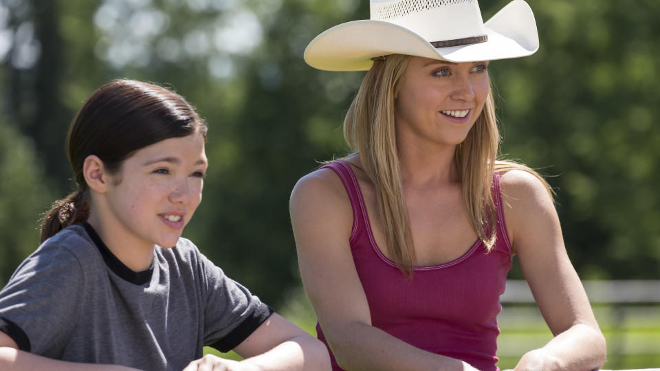 DEUTSCHLANDPREMIERE: Heartland / Staffel 7