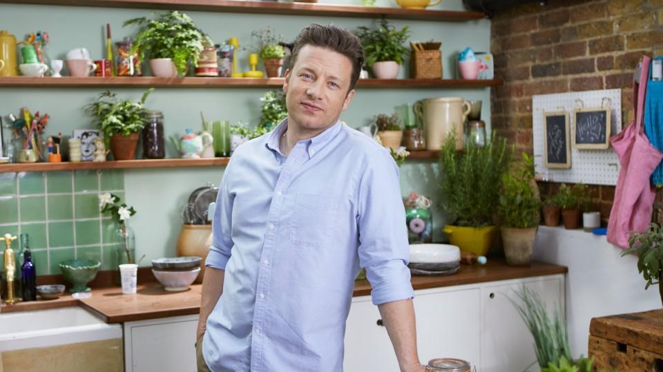 DEUTSCHLANDPREMIERE: Jamie Oliver Genial Gesund