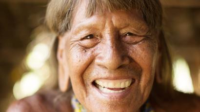 DEUTSCHLANDPREMIERE: In der Wildnis - Überleben im Stamm