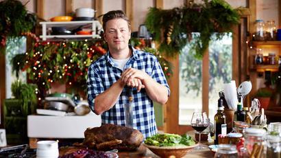 WEIHNACHTSREZEPTE:<br/>Jamies beste Weihnachtsgerichte