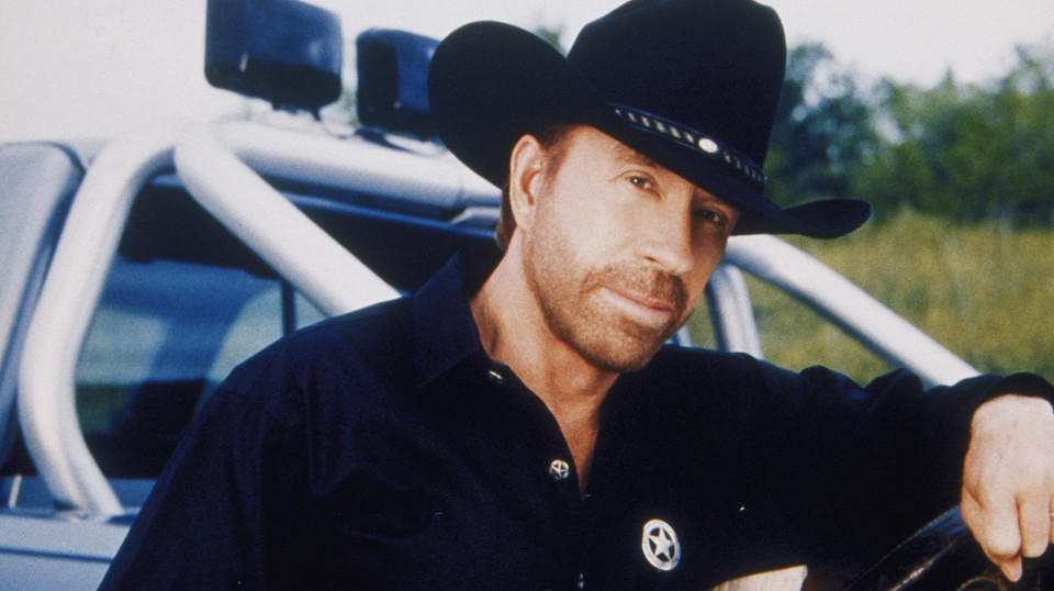 DEUTSCHLANDPREMIERE: Walker, Texas Ranger / Staffel 9