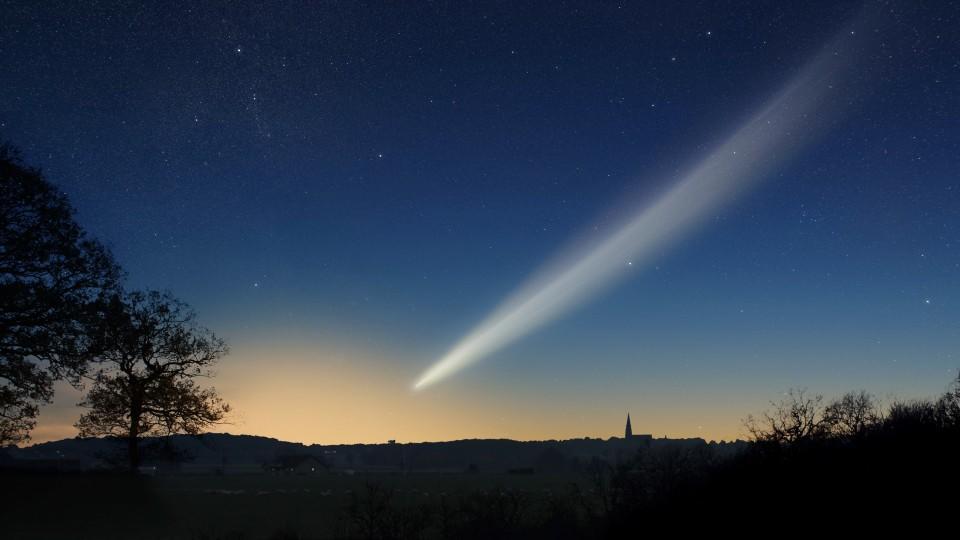 GEO HEIMAT: </br> Der Jahrhundert-Komet