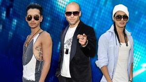 RTL.de - DSDS 2013: Los gemelos Bill y Tom & además Mateo son el nuevo jurado! Image