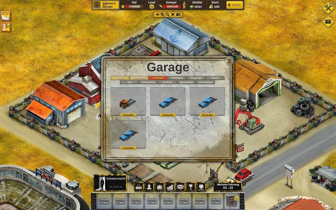 Garbagegarage