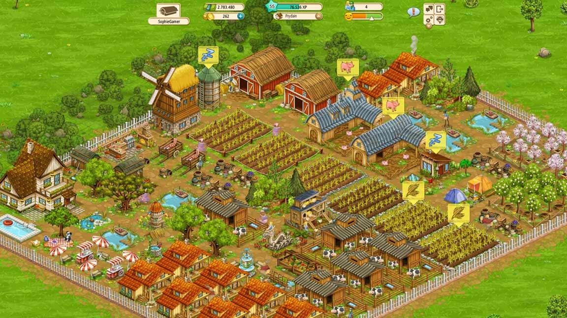 Goodgame Big Farm - Dein Projekt, deine Big Farm ... Goodgame Empire Download