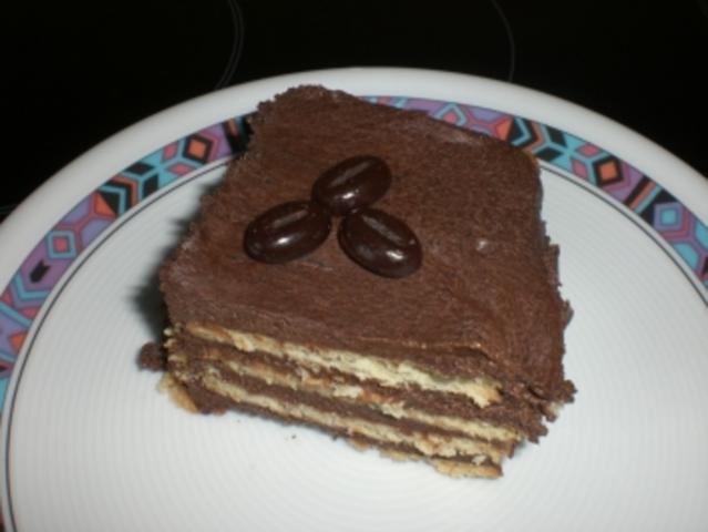 schokoladen keks kuchen. Black Bedroom Furniture Sets. Home Design Ideas