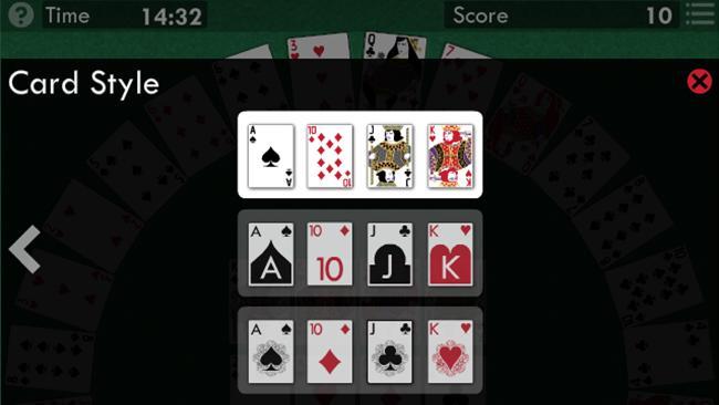 crescent solitaire kostenlos spielen