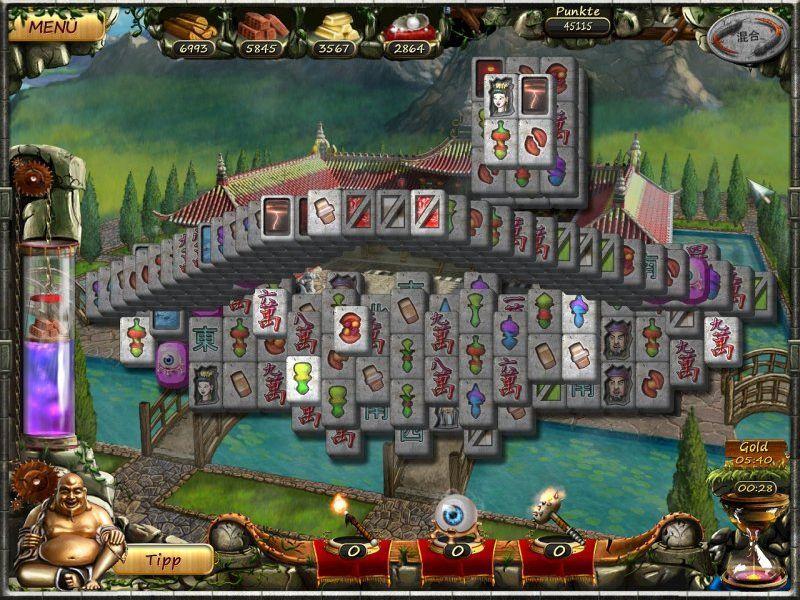 rtlspiele de mahjong