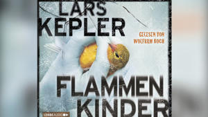 Lars Kepler: Flammenkinder