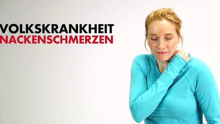 Nackenschmerzen: Sieben Tipps gegen das HWS-Syndrom