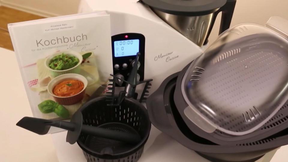 Küchenmaschine Lidl Wie Thermomix ~ billig küchenmaschine von lidl eine alternative zum teuren'thermomix'? kochbar de